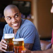 мужчины и алкоголь