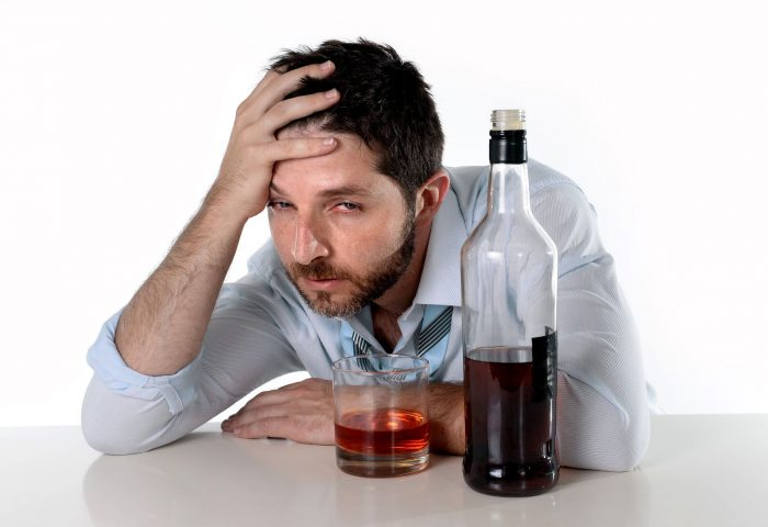 Муж алкоголик надо уходить