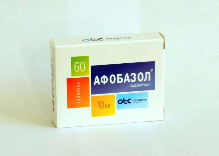 препарат афобазол