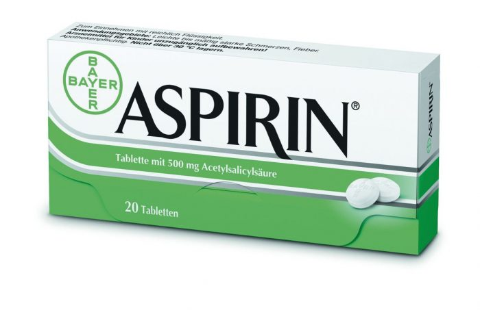 таблетки спирин