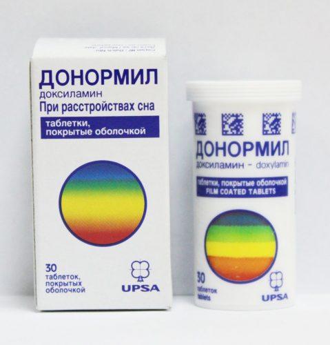 препарат донормил