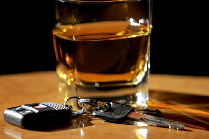 Тест на алкоголь за рулем